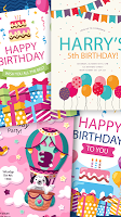 Create Birthday Invitation Card with Photo