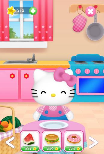 Talking Hello Kitty - Virtual pet game for kids screenshot 3