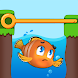 Fish Pin - Water Puzzle & Pull Pin Puzzle