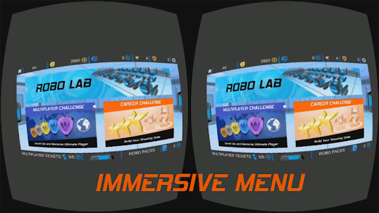 VR Mini Robo Hack Online (Android iOS) 5