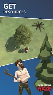 Zombie Survival: HAZE (alpha) MOD APK 0.13.124 (Paid Unlocked, No Ads) 6