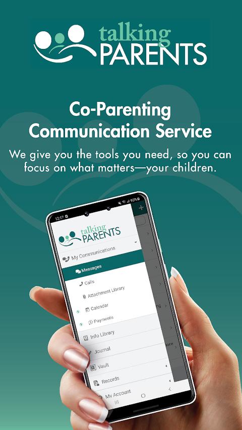 Co-Parenting Apps | Talking Parents | Beanstalk Single Mums