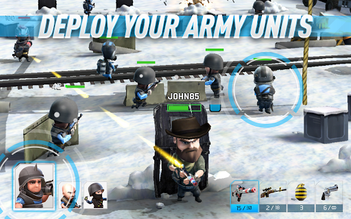 WarFriends: PvP Shooter Game 4.2.0 screenshots 18