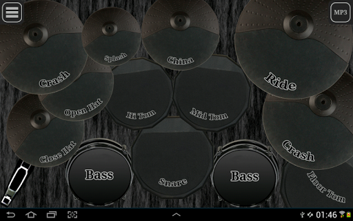 Drum kit (Drums) free modavailable screenshots 2
