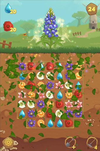 Flower Book: Match-3 Puzzle Game 1.149 screenshots 7