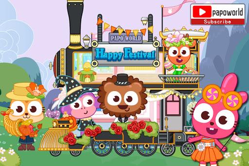 Papo Town Happy Festival  screenshots 1
