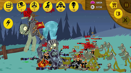 Stickman War 2 Mod Apk 1.0.0 (A Lot of Diamonds) 2