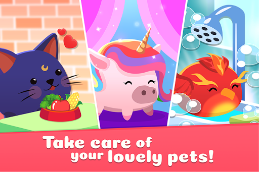 Animal Rescue - Pet Shop and Animal Care Game Screenshots 2