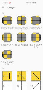 Cube Algorithms