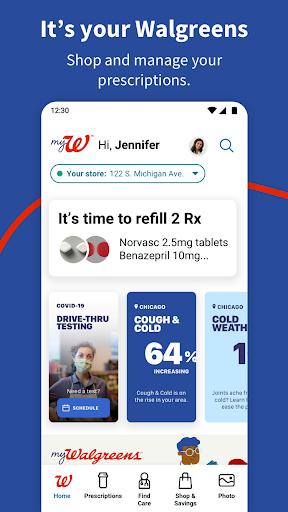 Walgreens android2mod screenshots 1