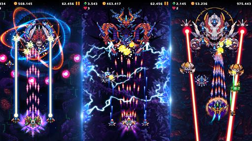 Falcon Squad: Galaxy Attack - Free shooting games Apkfinish screenshots 7