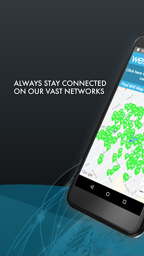 Find Wi-Fi - Automatically Connect to Free Wi-Fi 7.3.1.35 Screenshots 1