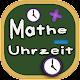 Mathe-Uhr-Zeit per PC Windows