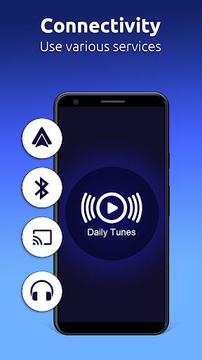 Daily Tunes - World Internet Radios & Live Streams Apkfinish screenshots 7