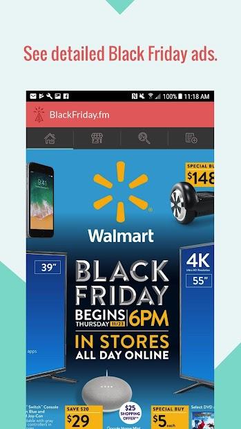 Captura de Pantalla 2 de Black Friday Ads 2020 para android