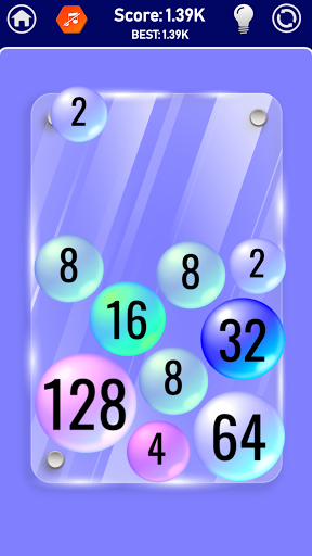 Number Merge 2048 - 2048 hexa puzzle Number Games 7.9.12 screenshots 5