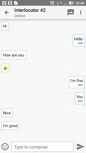 Anonymous chat 5.7.0 Screenshots 3