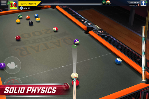 Pool Stars - 3D Online Multiplayer Game  Screenshots 19