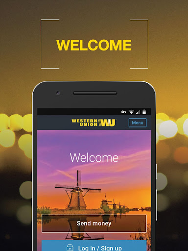 Western Union NL - Send Money Transfers Quickly - 2.4 Screenshots 1