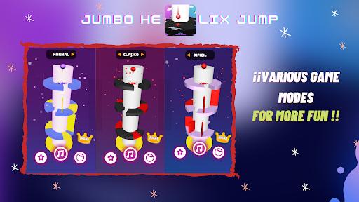 Jumbo Helix Jump apkpoly screenshots 5