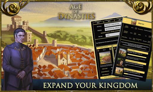 Age of Dynasties: Medieval War apktram screenshots 12