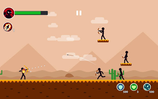 Stickman Archery Master - Archer Puzzle Warrior 0.2.29 screenshots 10