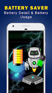 Max Charging Booster: Charge mobile Battery fast
