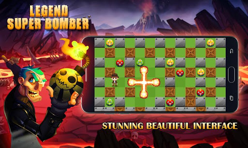 Code Triche Super Bomber Legend APK MOD (Astuce) screenshots 1