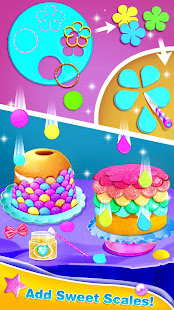 Mermaid Queen Cakes Maker–Comfy Cakes Baking Salon