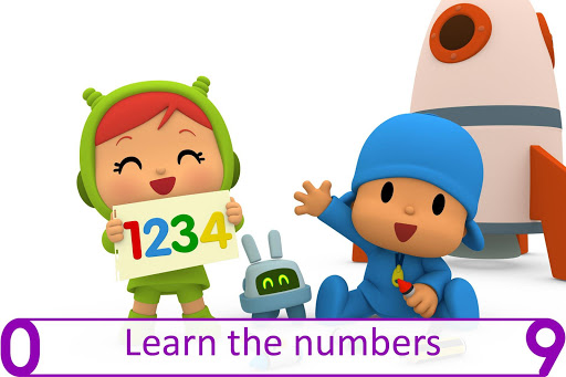 Pocoyo 1, 2, 3 Space Adventure: Discover the Stars  screenshots 5