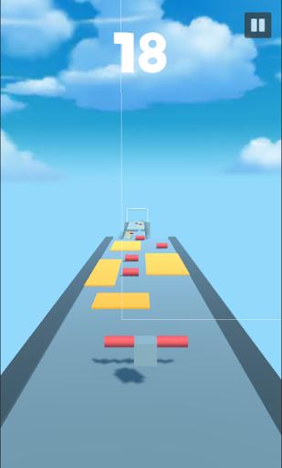 Télécharger Gratuit Geometry Roof Rails  APK MOD (Astuce) screenshots 1
