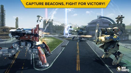 War Robots Multiplayer Battles (MOD, Unlimited Bullets) v6.6.1 4