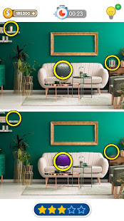 Spot The Difference - 5 Differences Finding Game