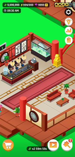 Idle Restaurant Tycoon - Cooking Restaurant Empire android2mod screenshots 7