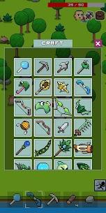 Whatcraft Pixel Games Offline Mod Apk 43 (Free Shopping) 4