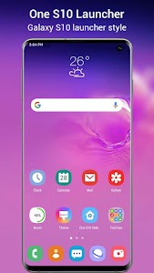 One S10 Launcher - S10 Launcher style UI, feature 7.3 (Pro)