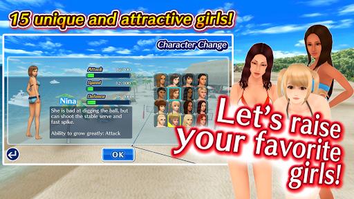 Beach Volleyball Paradise 1.0.4 screenshots 7
