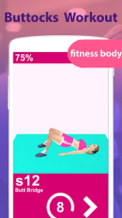 Get Wider Hips workout for women