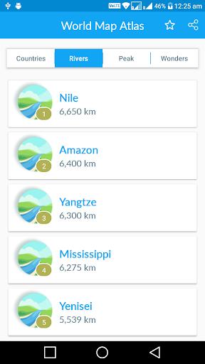 Offline World Map 1.1.6 Screenshots 2