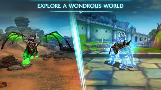 Era of Legends: epic blizzard of war and adventure 8.0.0.0 Apk + Data 5