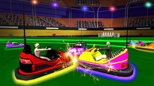 Light Bumping Cars Extreme Stunts: Bumper Car Game  screenshots 5
