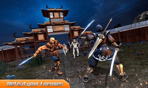 Superhero Ninja Sword Shadow Assassin Fight Mod Apk (Unlimited Points) 1