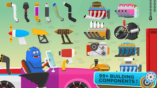 Garage Master - fun car game for kids & toddlers  screenshots 4