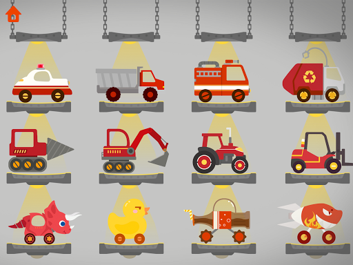 Dinosaur Smash: Driving games for kids 1.1.2 screenshots 17