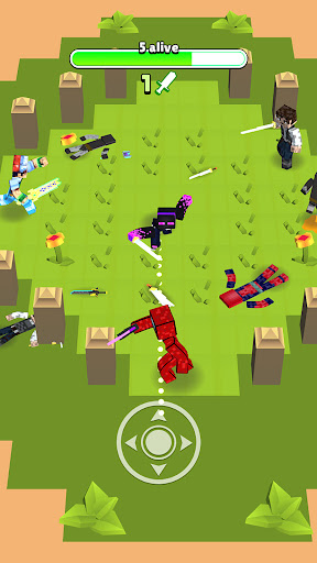 Hunter.io - Craftsman Battle Royale apktram screenshots 18