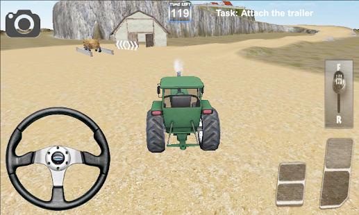 Tractor Farming Simulator screenshots 9