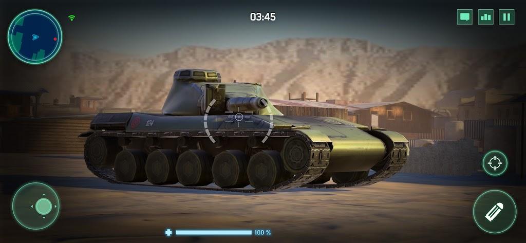 War Machines: Tank Army Game poster 7