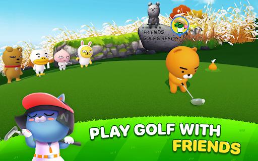 Friends Shot: Golf for All  screenshots 1