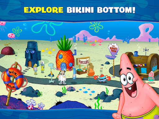 SpongeBob: Krusty Cook-Off 1.0.24 screenshots 12