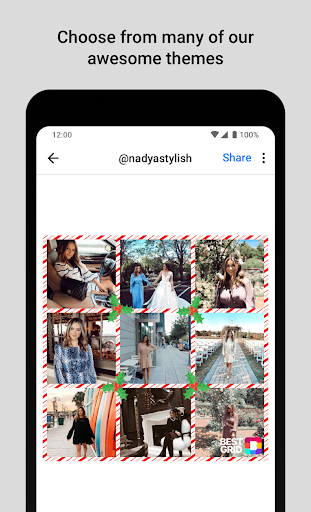 Best Grid - Top Nine Collage for Instagram  Screenshots 4